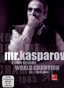 How I became World Champion Vol.1 1973-1985 / Cum am devenit campion mondial vol. I 1973-1985 – de Garry Kasparov-big