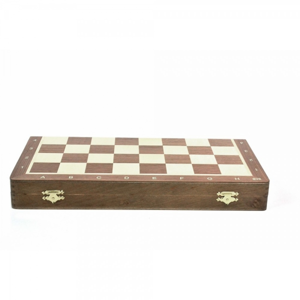 Set sah BHB no 6, inlaid nuc/artar-big
