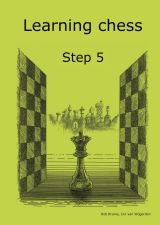 Learning chess - Step 5 - Workbook / Pasul 5 - Caiet de exercitii-big