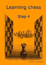 Learning chess - Step 4 - Workbook / Pasul 4 - Caiet de exercitii-big