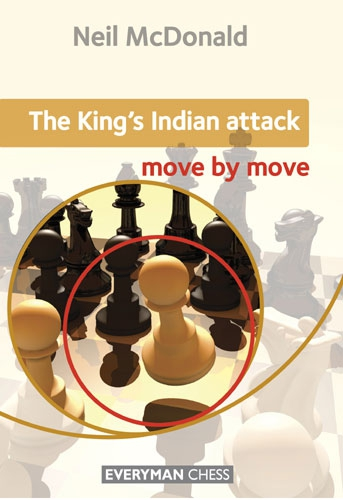 The Kings Indian Attack: Move by Move / Neil McDonald-big