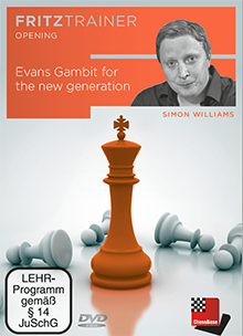 Evans Gambit for the new generation-big