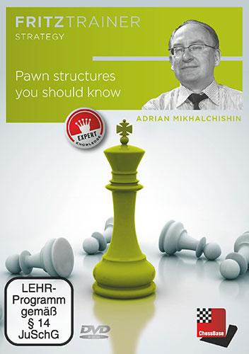 Pawn Structures You Should Know - Typical Plans in Middlegame Positions - Adrian Mikhalchishin-big