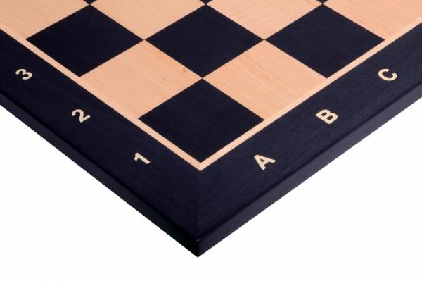 Piese Staunton 7 Zagreb cu tabla negru/artar 4