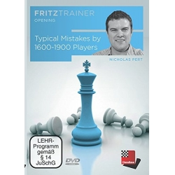 Typical mistakes by 1600-1900 players - de Nicolas Pert