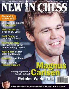 Revista - New in Chess - nr. 8/2016