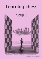 Learning chess - Step 3 - Workbook / Pasul 3 - Caiet de exercitii-big