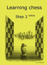 Learning chess - Step 2 EXTRA - Workbook / Pasul 2 extra - Caiet de exercitii-big