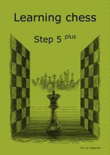 Learning chess - Step 5PLUS - Workbook / Pasul 5 plus - Caiet de exercitii-big