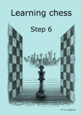 Learning chess - Step 6 - Workbook / Pasul 6 - Caiet de exercitii-big