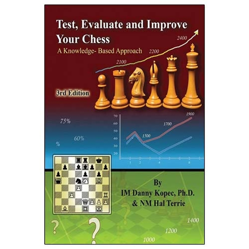 Test, Evaluate And Improve Your Chess (3rd edition) / Danny Kopec, Hal Terrie-big