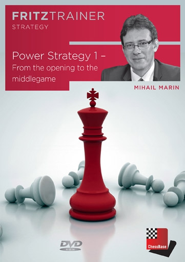 Power Strategy 1 - DVD - de Mihail Marin-big