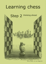 Learning chess - Workbook Step 2 thinking ahead - Caiet de exercitii-big