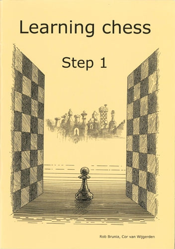 Learning chess - Step 1 - Workbook / Pasul 1 - Caiet de exercitii-big