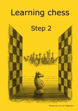 Learning chess - Step 2 - Workbook / Pasul 2 - Caiet de exercitii-big