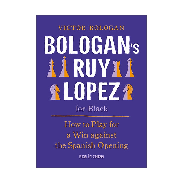 Bologan's Ruy Lopez for Black - Victor Bologan-big