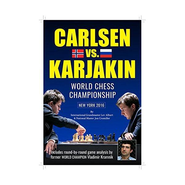 Carlsen vs. Karjakin: World Chess Championship New York,-big