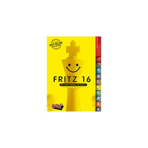 Fritz 16 - English Version-big