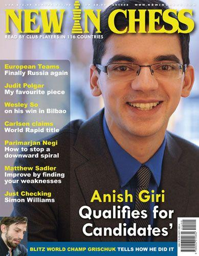 Revista- New in chess nr. 8/2015-big