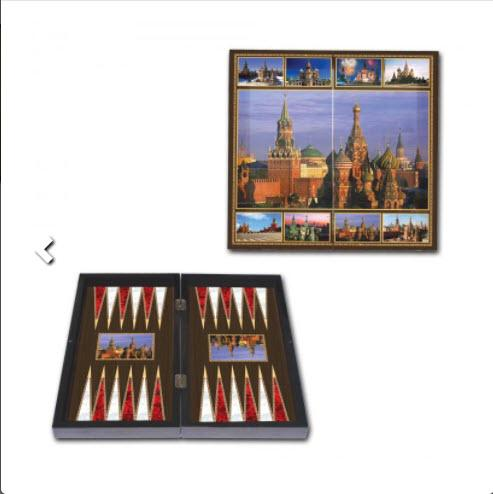Set joc table Kremlin turistic - 46x45 cm-big