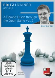 A Gambit Guide through the Open Game Vol.2 - Erwin l'Ami