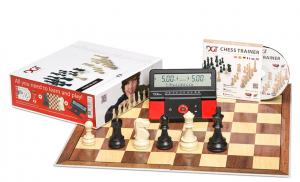 Set sah DGT Starter Chess Box – Rosu1